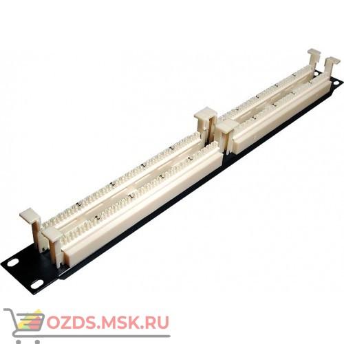 Кросс типа 110 19 на 100 пар, 1U