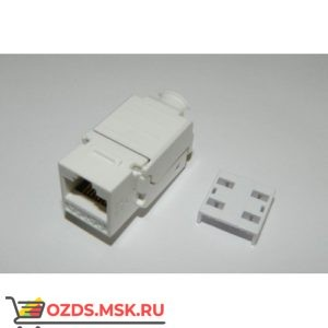 Модуль Keystone Кат.6А, RJ458P8C, 90°, без инструмента