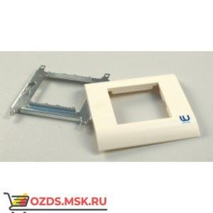 Лицевая рамка с металлическим суппортом