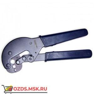 Инструент для обжима коак. кабеля RG 6, 11, 58, 213