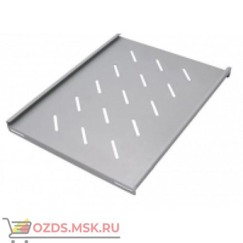 Полка стационарная для шкафа гл. 1000., цвет-серый
