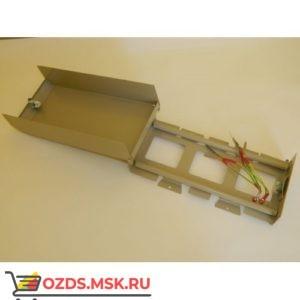 Коробка распределительная на 100 пар, металлическая