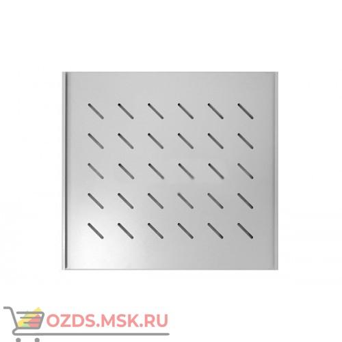 Полка стационарная для шкафа гл. 600, цвет-серый