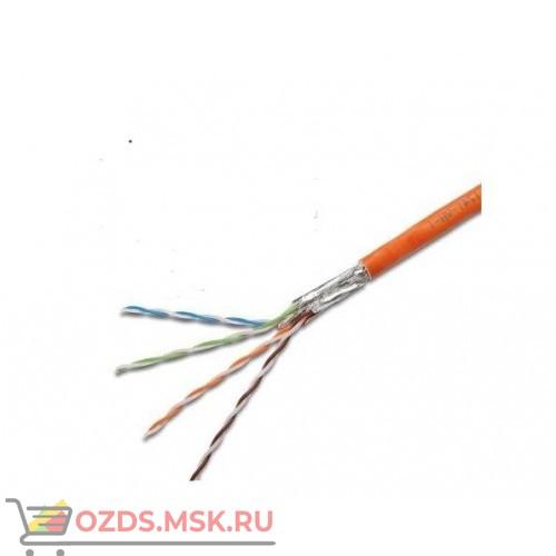 Кабель FTP 4PR 24AWG CAT5е 305м FRLS Lan-Cable , оранжевый