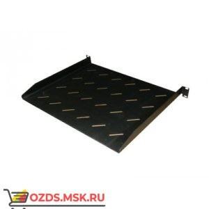 Полка консольная 1U гл. 270 мм, цвет - черный
