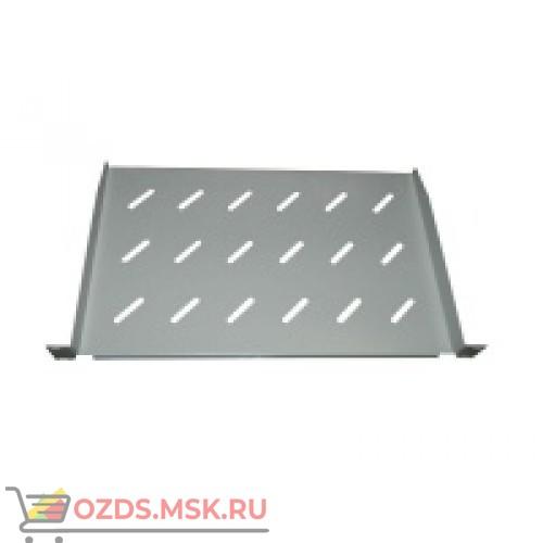 Полка консольная 1U, гл. 270 мм, цвет-серый