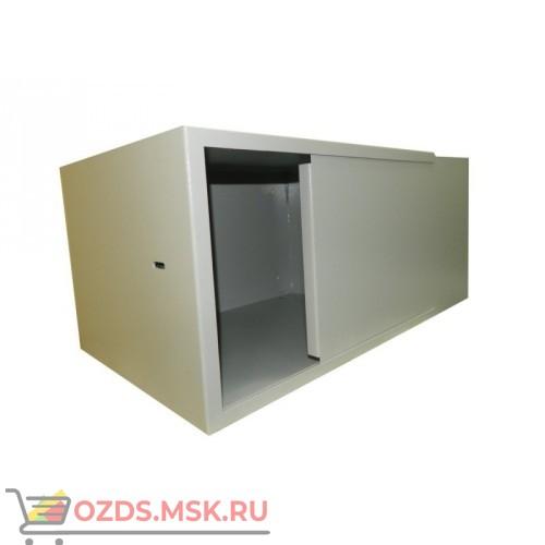 Шкаф антивандальный 19-7U (В380 x Ш600 x Гл450)мм