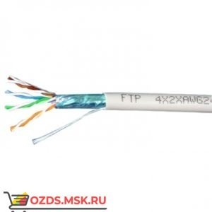 Кабель FTP 4PR 24AWG CAT5e 305м CableTech