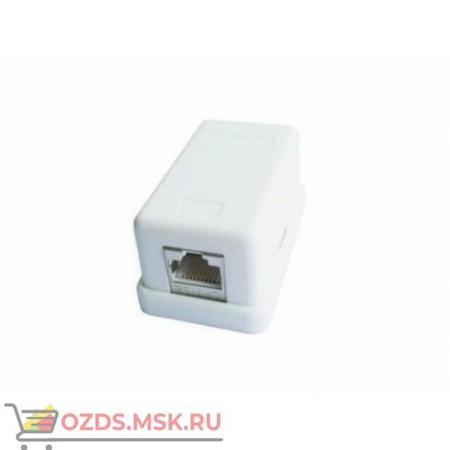Компьютерная розетка -1xRJ-45 CAT5e, одинарная, тип Krone110