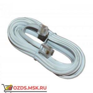 Телефонный удлинитель 2.0 м (белый)
