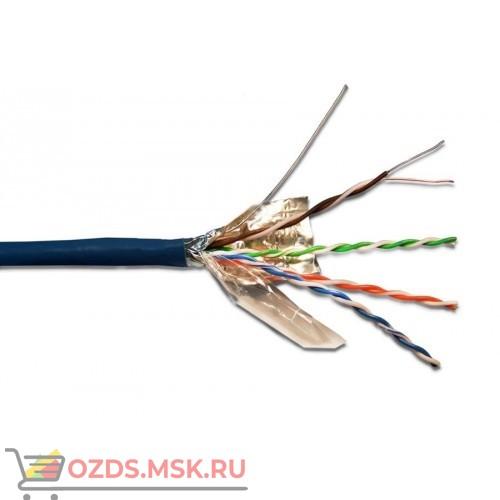 Кабель FTP 4PR 24AWG CAT5e 305м наружный CableTech
