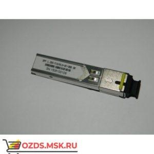SFP 1.25C-T15R13-SC 3 KM SM: Оптический SFP модуль
