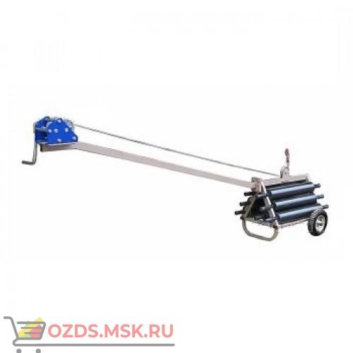Установка для испытаний вертикальных пожарных лестниц ТЦ-46
