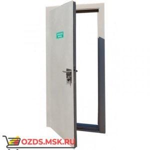 ДПМ-0160 (EI 60) (левая) 1000Х2200: Дверь противопожарная однопольная