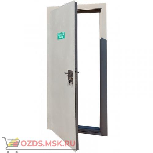 Дверь противопожарная однопольная ДПМ-0160 (EI 60) (левая) 1000Х2200