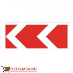 Дорожный знак 1.34.2 Направления поворота (615 x 500) Тип Б