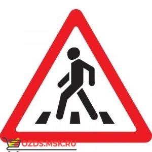 Дорожный знак 1.22 Пешеходный переход (A=900) Тип В