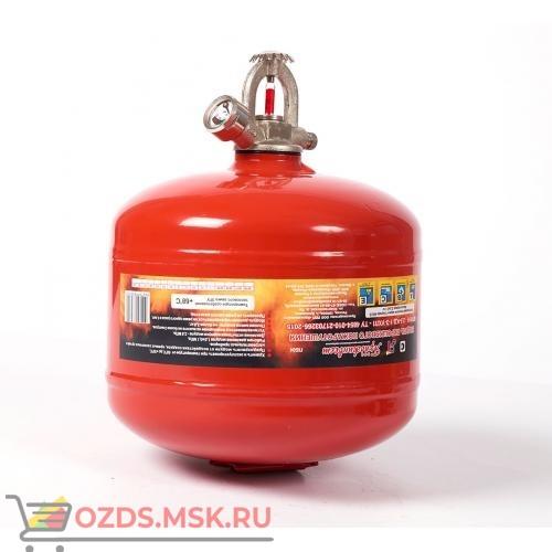 Модуль порошкового пожаротушения МПП(Н)-2,5-КД1-2-3-УХЛ1