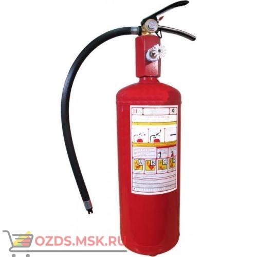 Огнетушитель порошковый комбинированный ОП-4 (з)-АВСЕ-01 «АВТОНОМ»