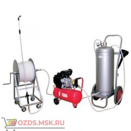 Установка для нанесения водных огне-биозащитных составов УНВС-1