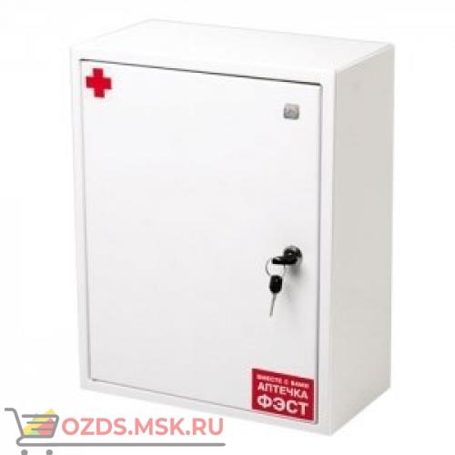 Аптечка офисная (металл. шкаф) ФЭСТ