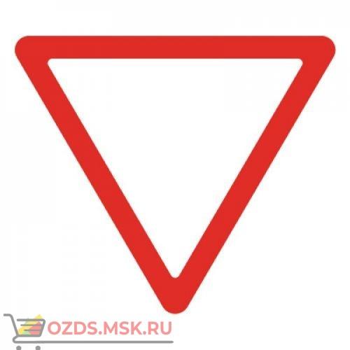 Дорожный знак 2.4 Уступите дорогу (A=900) Тип В