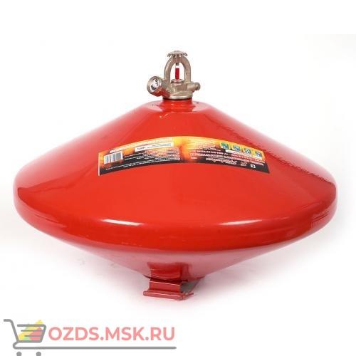 Модуль порошкового пожаротушения МПП(Н)-12-КД1-2-3-УХЛ1