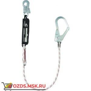 aB12p: Строп веревочный одинарный регулируемый с амортизатором
