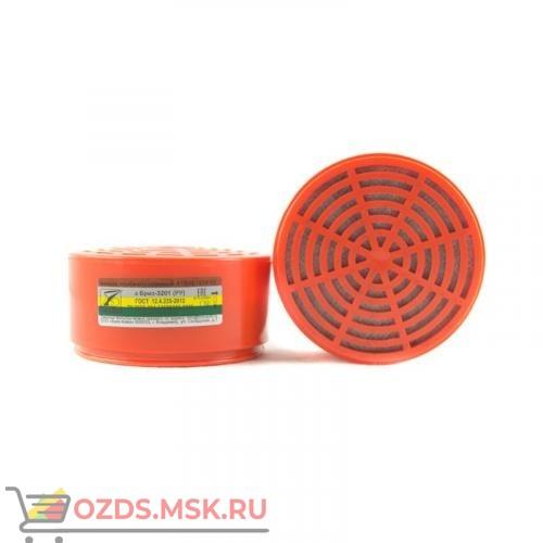 РУ-60 (БРИЗ-3201): Фильтр комбинированный к респиратору