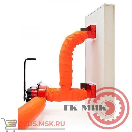 Узел стыковочный УС-1ВП производительность дым. 8000 М3ЧАС - EI 90