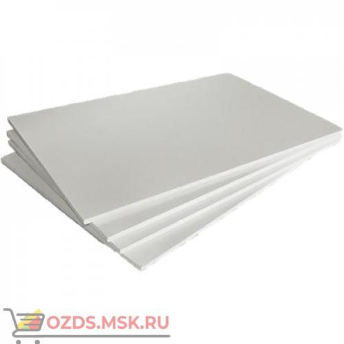 Пластик белый для знаков (400 x 400) 2-3 мм