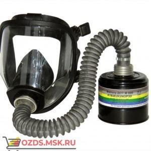 Противогаз ПФСГ-98 с фильтром ДОТ 600 марки А2В3Е3Р3D, К3Р3D, А2В2Е2К2Р3D, А2В3Е3АXР3D с маской ШМ