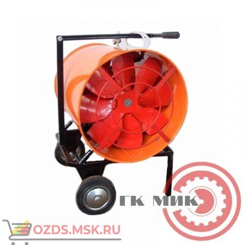 ДПЭ-7 (5ОТМ) для газового, порошкового и аэрозольного пожаротушения: Дымосос