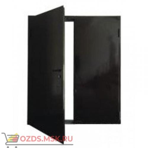 ДПМ-0260 (EI 60) (левая) 1500Х2100: Дверь противопожарная двупольная