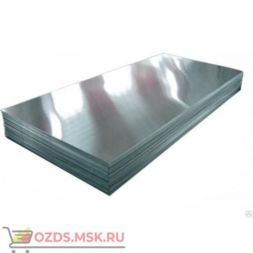 Металлическая основа для знаков (200 x 200) 0.7 мм
