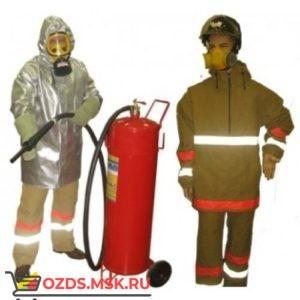 Комплект защитной экипировки пожарного-добровольца (кээп-д) «Шанс»-д