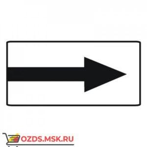 Дорожный знак 8.3.1 Направления действия (350 x 700) Тип В