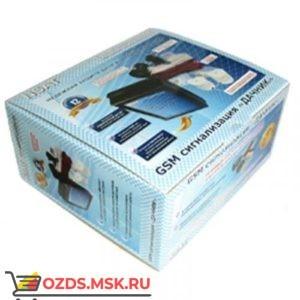 GSM-сигнализация «Дачник™» Гаражный Комплект: GSM-сигнализация