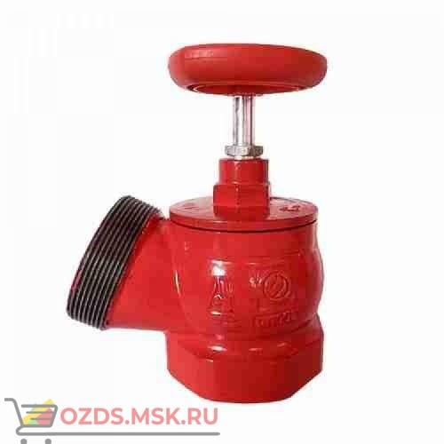 Клапан 51 мм, чугун прямоточный КПКП 50-1 (муфта-цапка)