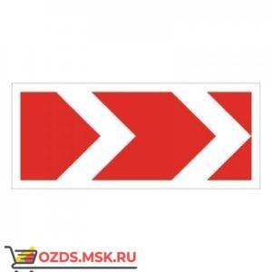 Дорожный знак 1.34.1 Направления поворота (1160 x 500) Тип Б