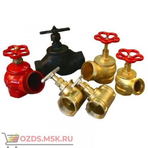 Клапан 51 мм, чугун прямоточный КПЧП 50-1, РУ 1,6 МПА (муфта-цапка)