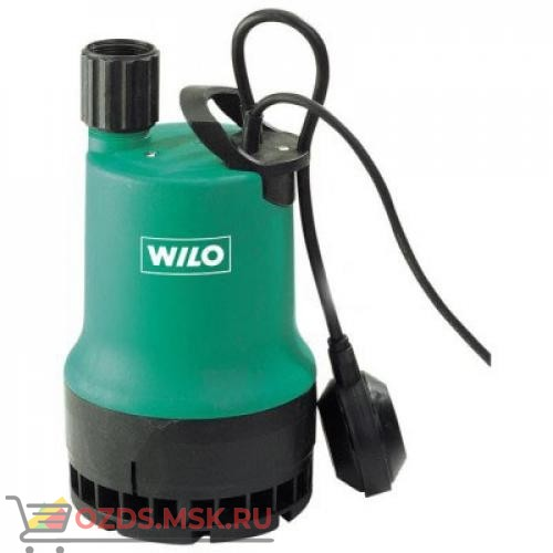 Дренажный насос Wilo Drain TMW 3211 HD