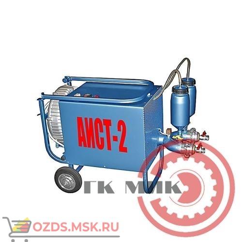 Установка для сушки и талькирования пожарных рукавов АИСТ-2