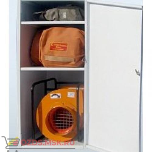 Шкаф ШДПЭ-2 для хранения дымососа и рукавов
