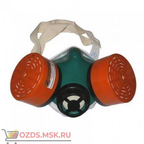 Респиратор Ру-60М газопылеЗащитый с фильтрами К1Р1, А1В1Е1К1Р1, Е1Р1