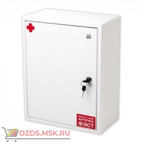 Аптечка для оказания первой помощи работникам (метал. шкаф) ФЭСТ