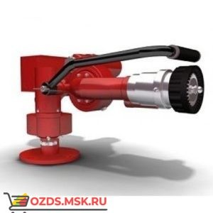 Ствол лафетный ЛСД-С60У с дистанционным управлением