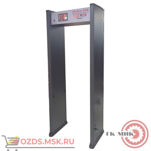 UltraScan A600: Арочный металлодетектор