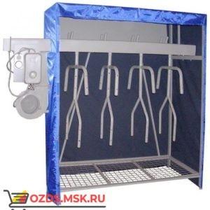 Модуль для сушки боевой одежды пожарного М-6,5М