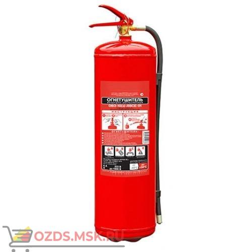 Огнетушитель ОВЭ-10(з)-АВCЕ-01